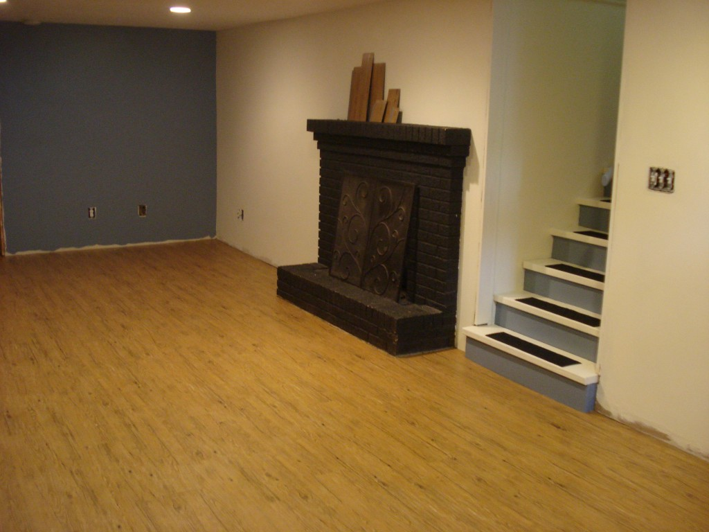 Vinyl Flooring For Basement Wood Floors